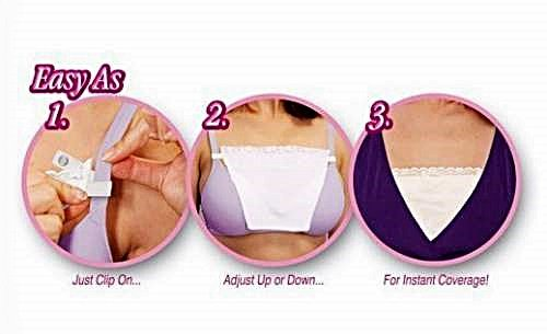 20+ DIY Bra Hacks that Will Make Your Life Easier6