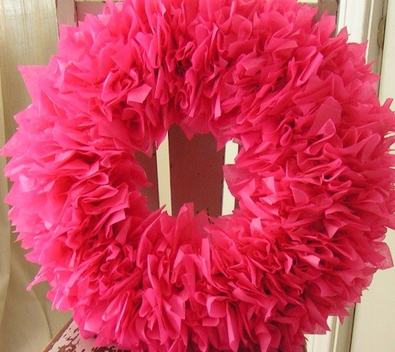 Best 40+ Fabulous Valentine's Day Wreaths DIY Tutorials