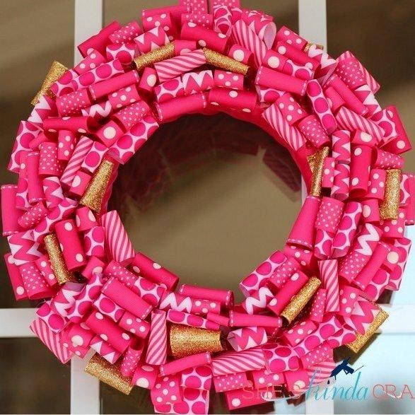 Schön Best 40+ Fabulous Valentineu0027s Day Wreaths DIY Tutorials