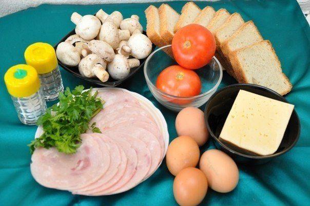 DIY Delicious sandwich as breakfast2