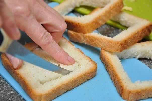 DIY Delicious sandwich as breakfast4