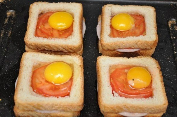 DIY Delicious sandwich as breakfast9