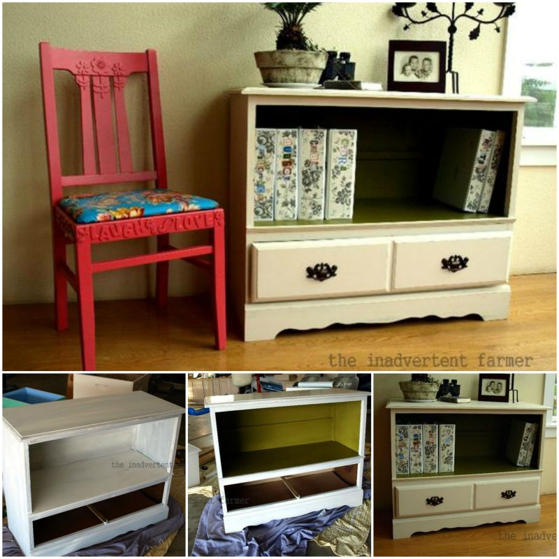 Diy Ideas And Tutorials To Transform Old Dresser6a Dresser Turned Bookshelf