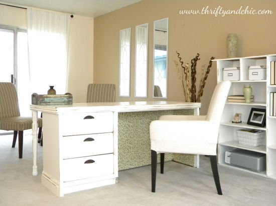 DIY Ideas and Tutorials to Transform Old Dresser7
