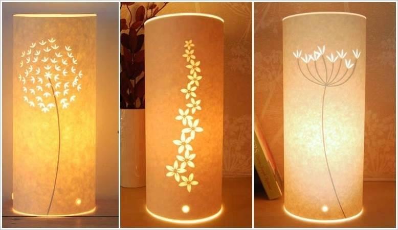 DIY Paper Lanterns and Lamps12