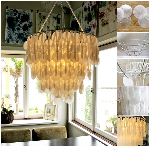DIY Paper Lanterns and Lamps22