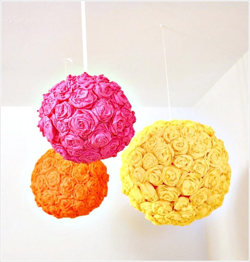 DIY Paper Lanterns and Lamps24