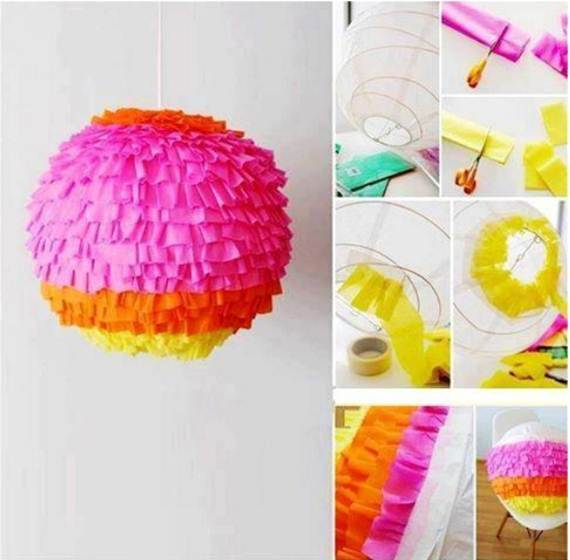 DIY Paper Lanterns and Lamps25