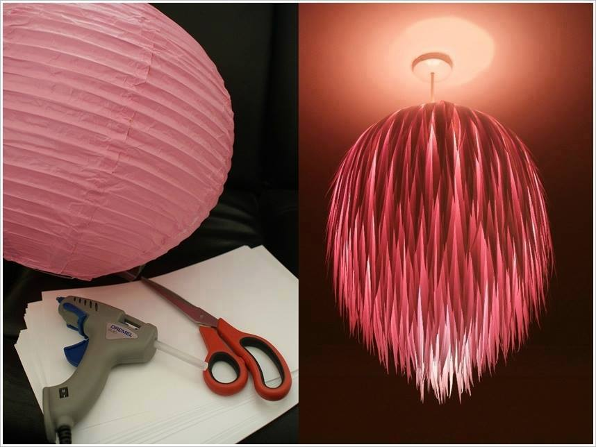 20 diy paper lantern ideas and tutorials for Paper lantern tutorial