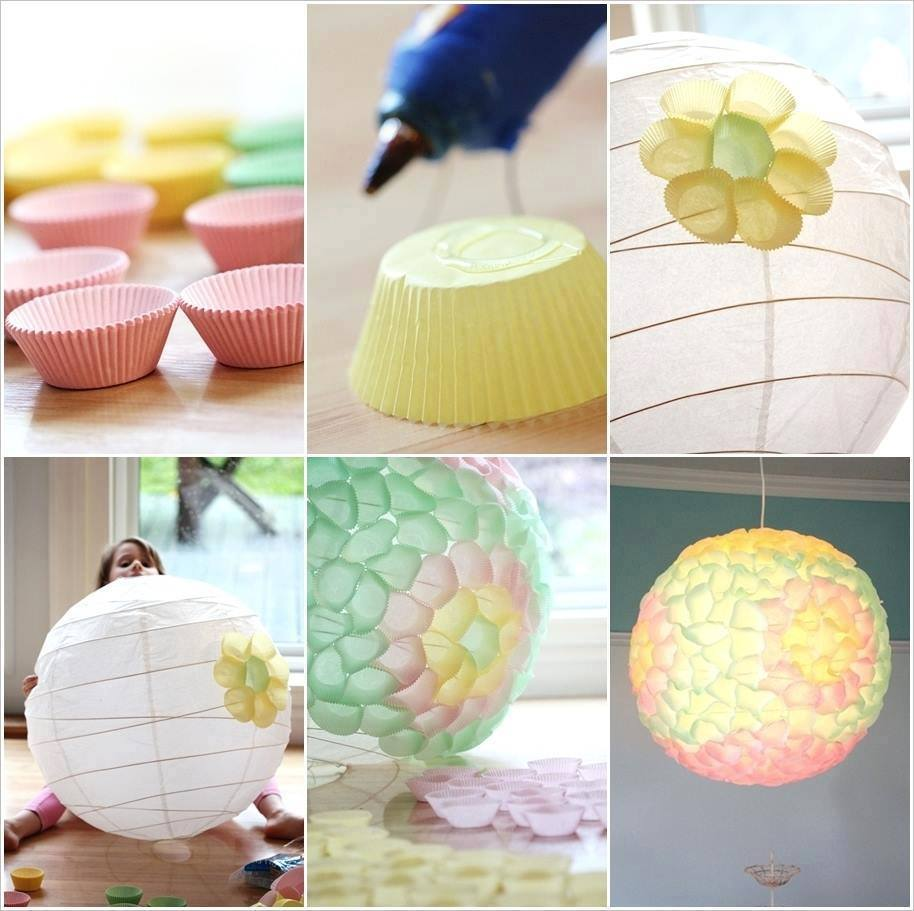 DIY Paper Lanterns and Lamps4