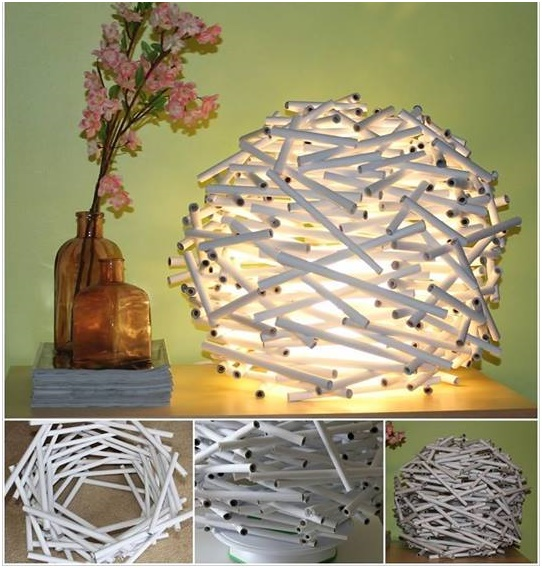 DIY Paper Lanterns and Lamps5A