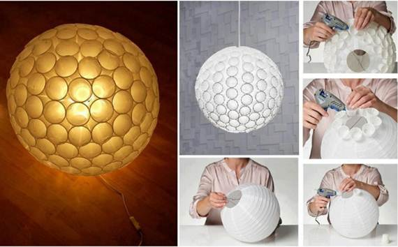 DIY Paper Lanterns and Lamps8A