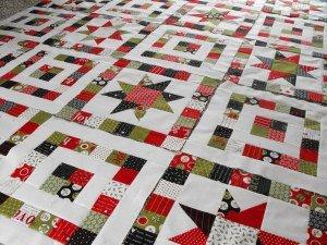DIY Lovely Starry Eyed Patchwork Quilt : make patchwork quilt - Adamdwight.com