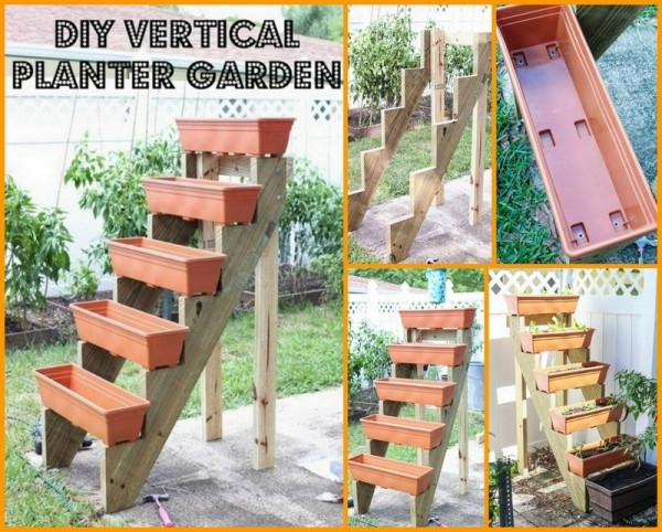 High Quality DIY Vertical Wall Garden Planter