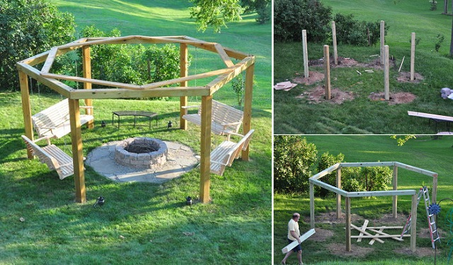 Patio Swing Ideas Images Reverse Search
