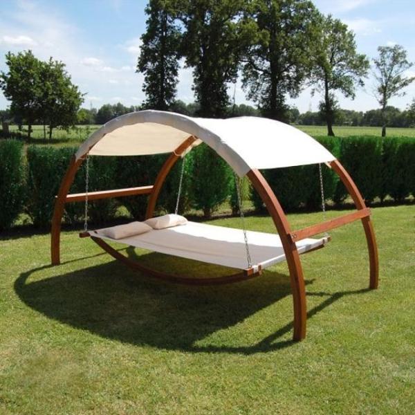 Fabulous DIY Patio and Garden Swings20
