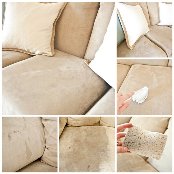 How To Clean A Microfiber Couch Yourself Easily