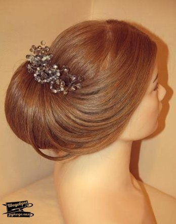 How to DIY Chic Wedding Hairstyle1