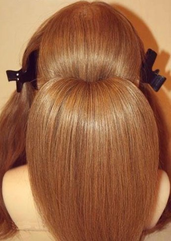 How to DIY Chic Wedding Hairstyle4