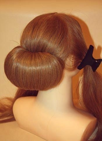 How to DIY Chic Wedding Hairstyle5