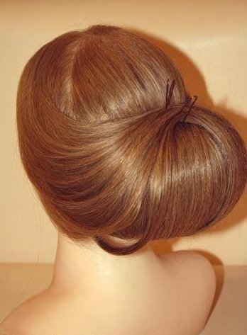 How to DIY Chic Wedding Hairstyle8