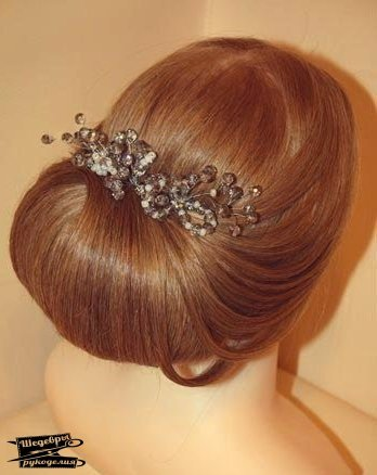How to DIY Chic Wedding Hairstyle9