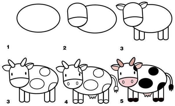 How to draw animals3