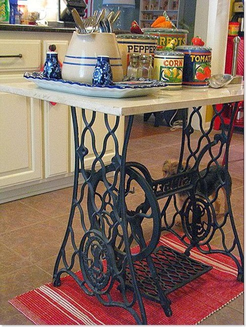 30 FabArtDIY Ideas to recycle your old sewing machines : 30 FabArtDIY Ideas to recycle your old sewing machines26 from www.fabartdiy.com size 500 x 665 jpeg 187kB