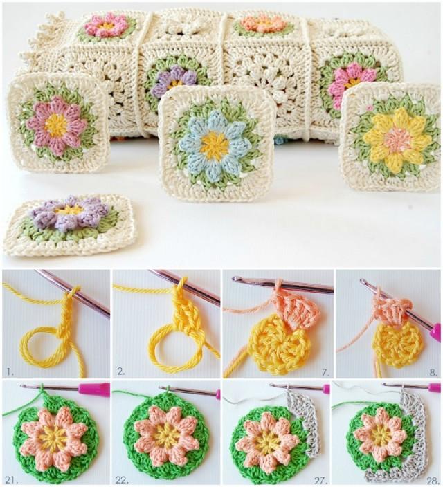 40+ DIY Knit & Crochet Baby Blanket Free Pattern
