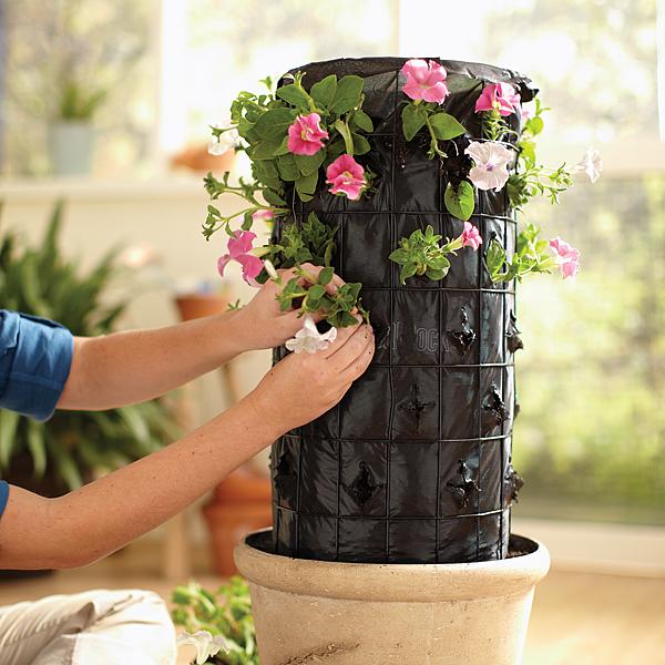 DIY Easter Egg Flower Tower Tutorial6