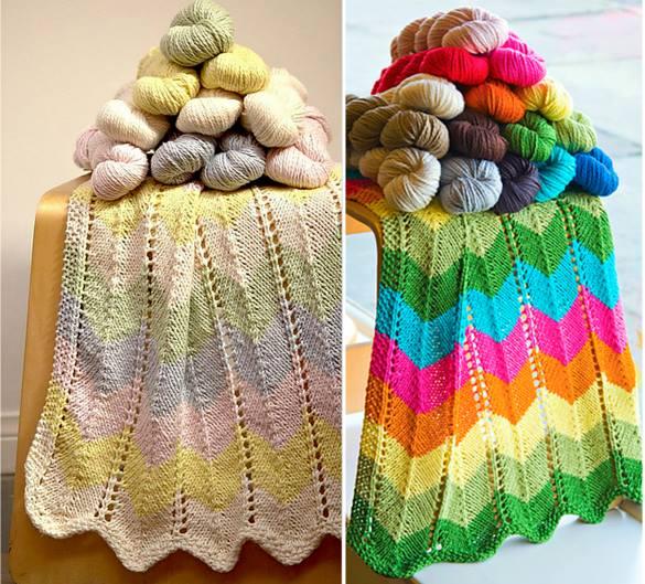 Zig Zag Crochet Baby Blanket Pattern Free : 40+ Fab Art DIY Knit & Crochet Baby Blanket Free Pattern ...