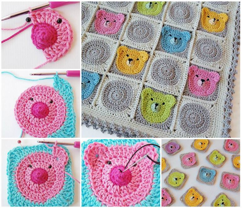 40 Diy Knit Crochet Baby Blanket Free Pattern
