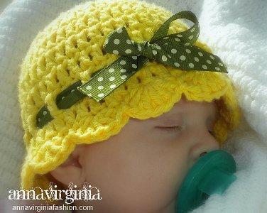 20+ Fab Art DIY Crochet Girl s Sun Hat with Pattern www ...