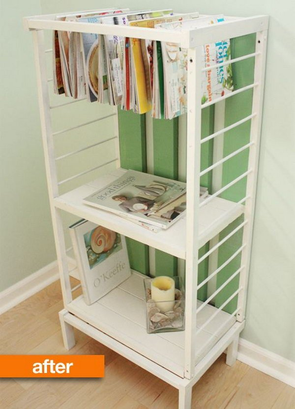 Fab Art DIY Furnitures from Repurposed Baby Cribs14