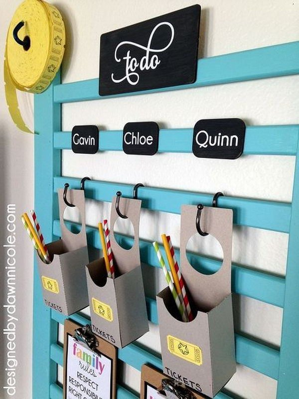 Fab Art DIY Furnitures from Repurposed Baby Cribs15
