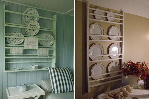Fab Art DIY Furnitures from Repurposed Baby Cribs6