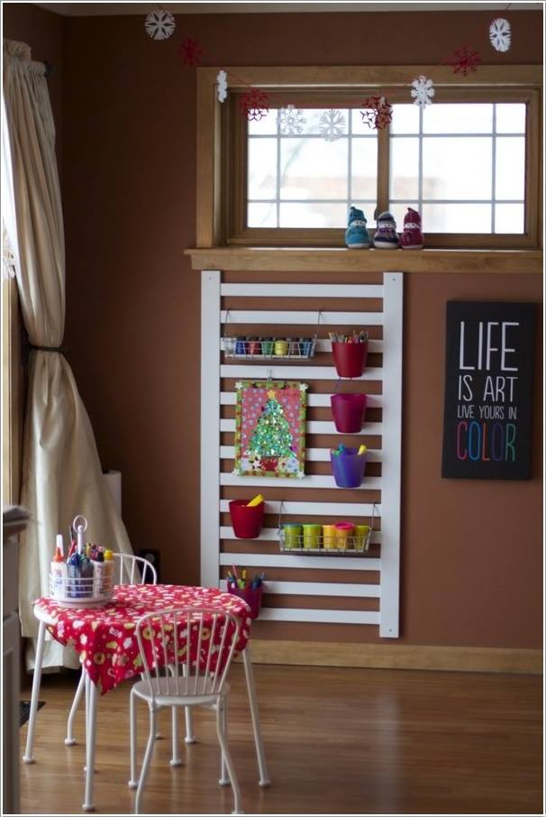 Fab Art DIY Furnitures from Repurposed Baby Cribs6A