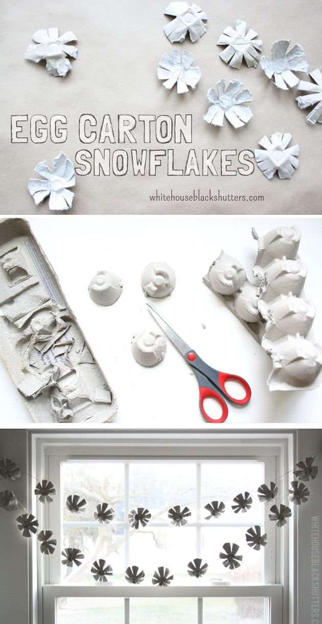 Fab Art DIY Upcycled Egg Carton Decorating Ideas and Tutorials 14