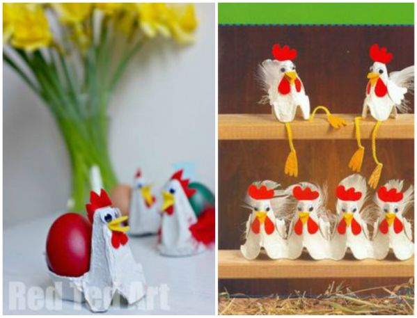 Fab Art DIY Upcycled Egg Carton Decorating Ideas and Tutorials19