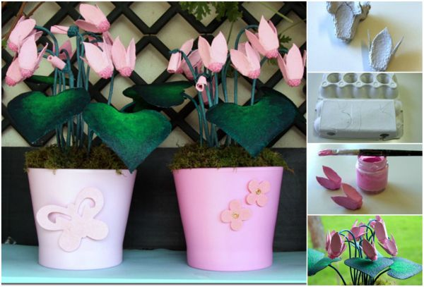 Fab Art DIY Upcycled Egg Carton Decorating Ideas and Tutorials23