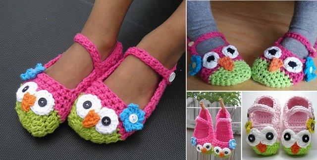 FabArtDIY Crocheted Owls Free Patterns14