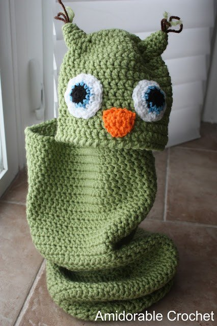 Crochet Patterns Free Owl : 20+ Fab Art DIY Free Crochet Owl Patterns www.FabArtDIY ...