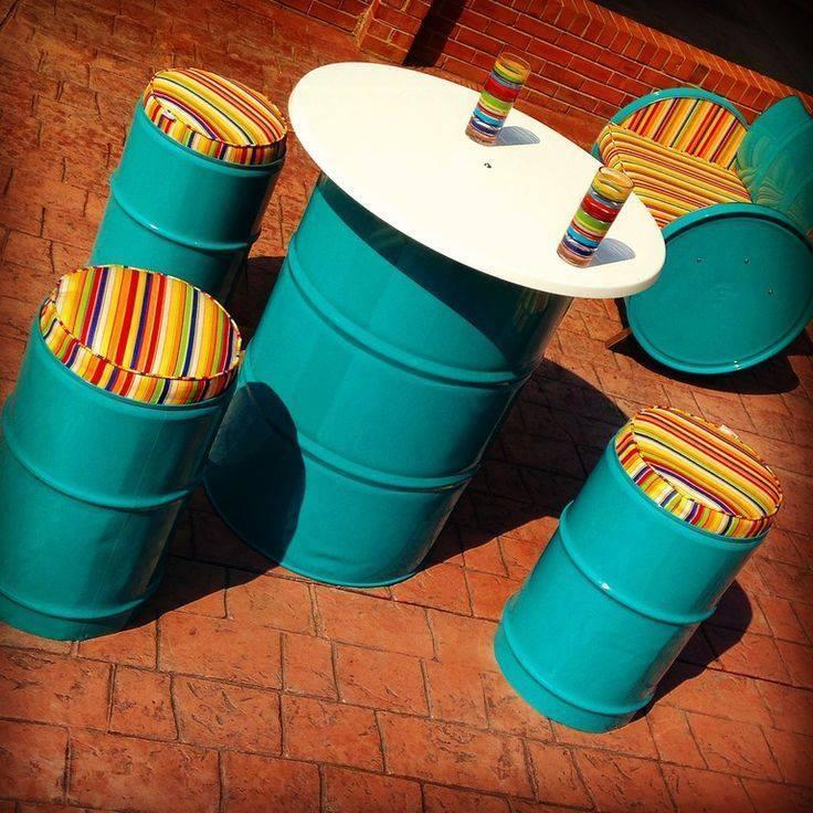 10 Fab Art Diy Recycled Metal Drum Projects Fab Art Diy