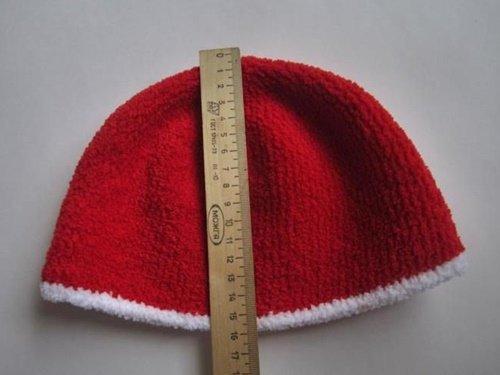 FabArtDIY crochet angry bird hat free pattern6