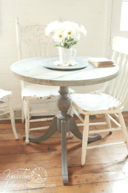 fabartdiy Repurposed Wire Spool Furniture Ideas - diy wire spool dinning table
