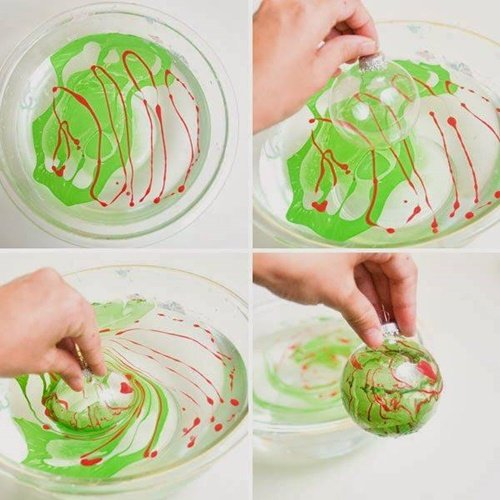 20+ Fab Art DIY Ideas and Projects With Nail Polish12