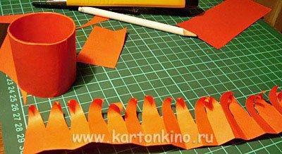 DIY Paper Flower Holder for Easter Egg