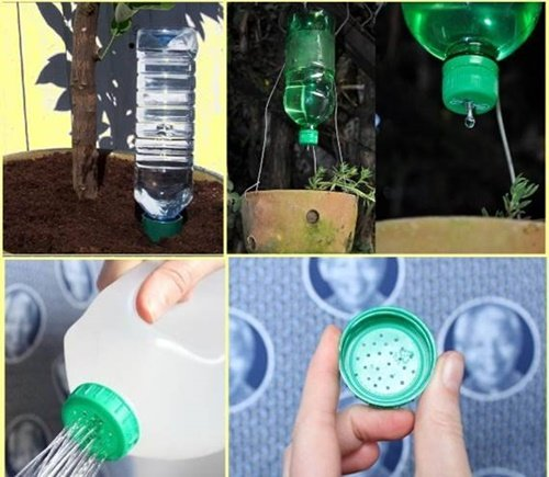 Plastic Bottle Watering Container 40 Fab Art Diy Ideas And Projects To Recycle Bottles Into Something Amazing24