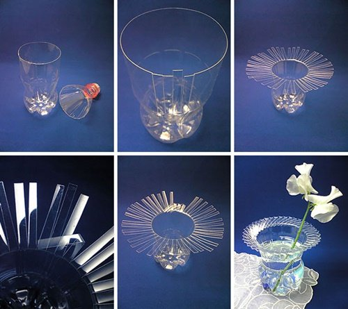 40+ Fab Art DIY Ideas and Projects to Recycle Plastic Bottles Into Something Amazing27