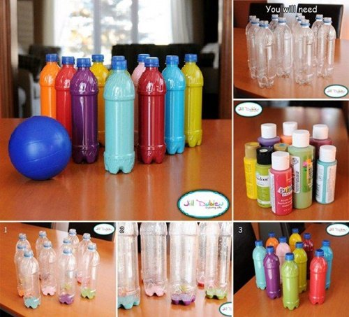 40+ Fab Art DIY Ideas and Projects to Recycle Plastic Bottles Into Something Amazing40